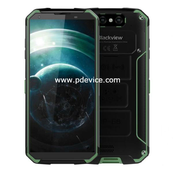 Blackview BV9500 Plus Smartphone Full Specification