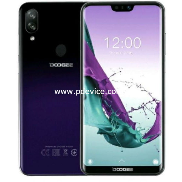 Doogee N90 Smartphone Full Specification