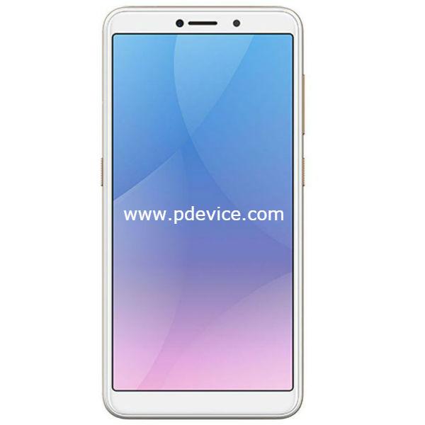 Gome C7 Smartphone Full Specification