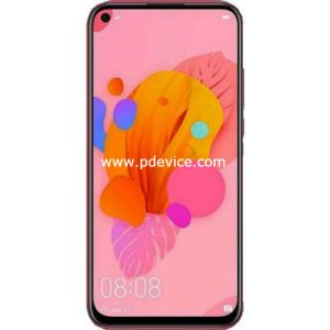 Huawei Nova 5 Smartphone Full Specification