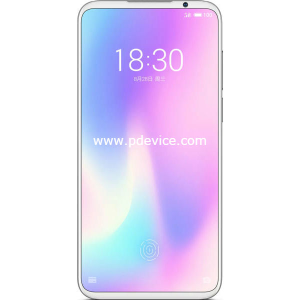 Meizu 16S Pro Smartphone Full Specification