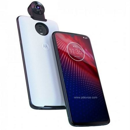 Motorola Moto Z4 Smartphone Full Specification