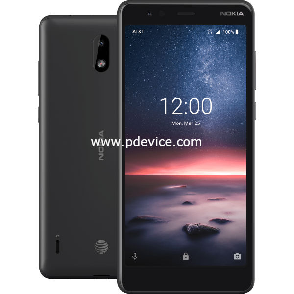 Nokia 3.1 A Smartphone Full Specification