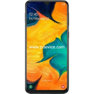 Samsung Galaxy A40s Smartphone Full Specification