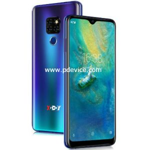 Xgody Mate 20 Smartphone Full Specification
