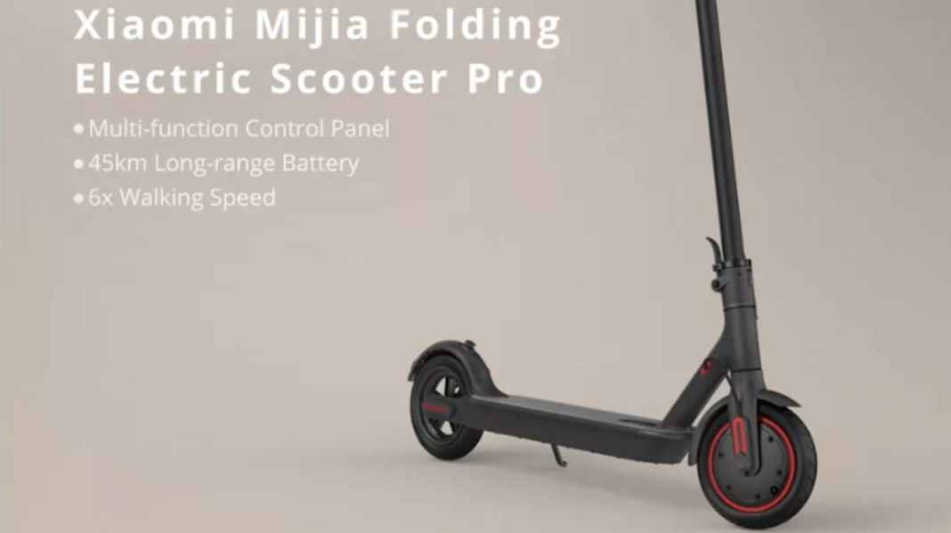 Xiaomi Electric Scooter Pro Coupon Online with free Shipping, 2019 Product From Mi