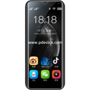 iLA R17 Smartphone Full Specification