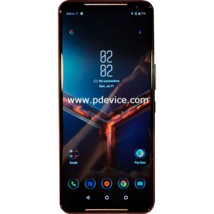 Asus ROG Phone 2 Smartphone Full Specification