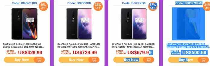 Banggod big Discount for Smartphone