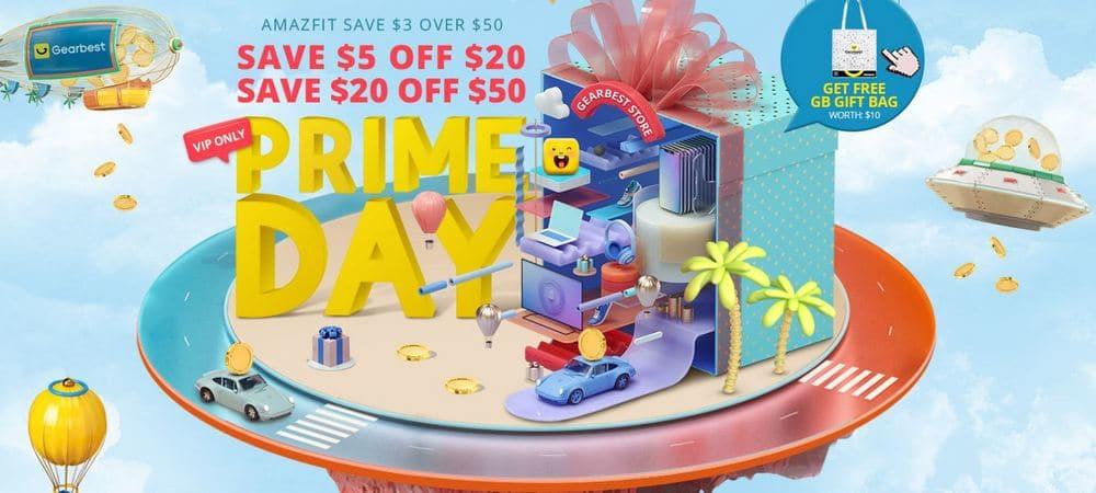 Gearbest Prime Day Sale 2019 Online