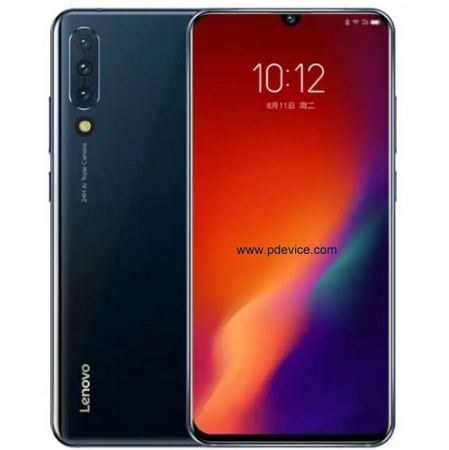Lenovo Z6 Smartphone Full Specification