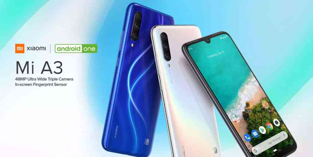 Xiaomi Mi A3 $50 Promo Code Online with Global Shipping