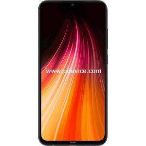Xiaomi Redmi Note 8 Smartphone Full Specification
