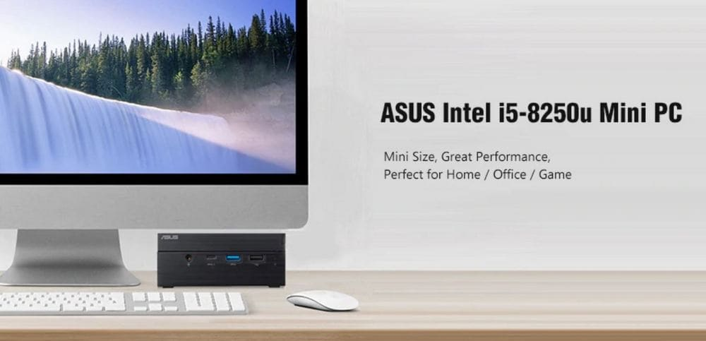 ASUS PN60I5DBZ $70 Gearbest coupon Code, with Global Shipping