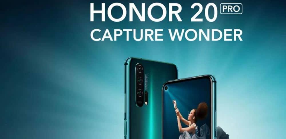 Huawei Honor 20 Pro Banggood Promo Code Online