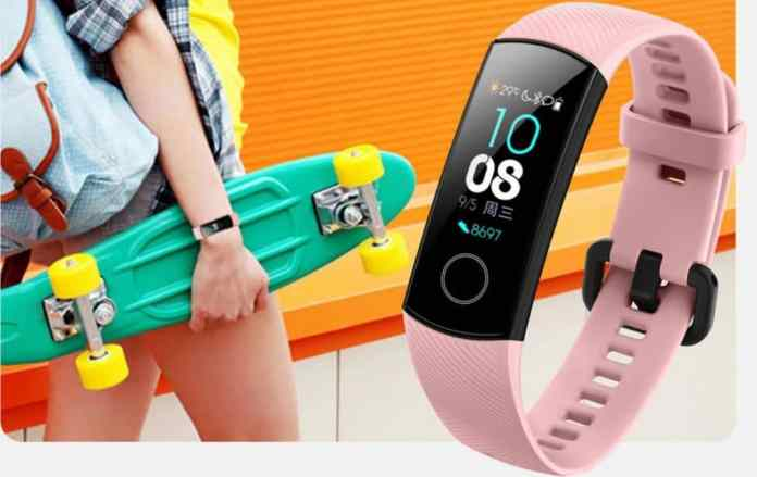 Huawei Honor Band 4 with $12 Promo Code & Free Shipping
