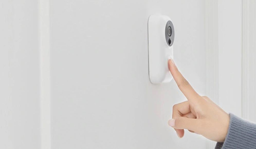 Xiaomi AI Face Identification 720P IR Night Vision Video Doorbell Set with 25% Off