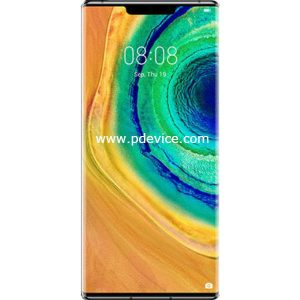Huawei Mate 30 Smartphone Full Specification