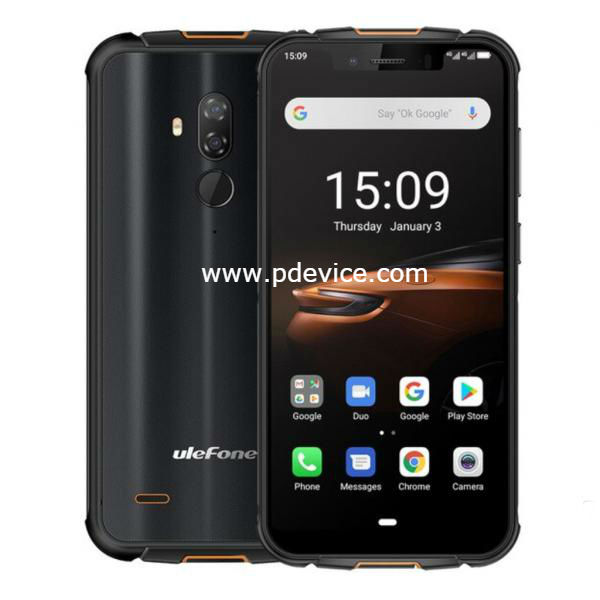 Ulefone armor 5S Smartphone Full Specification
