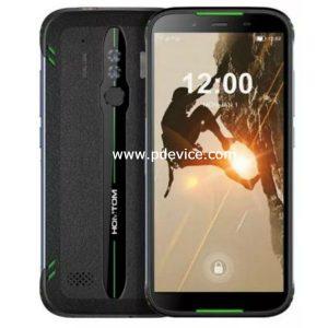 HomTom HT80 Smartphone Full Specification
