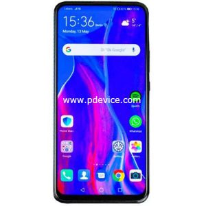 Huawei P Smart Pro Smartphone Full Specification