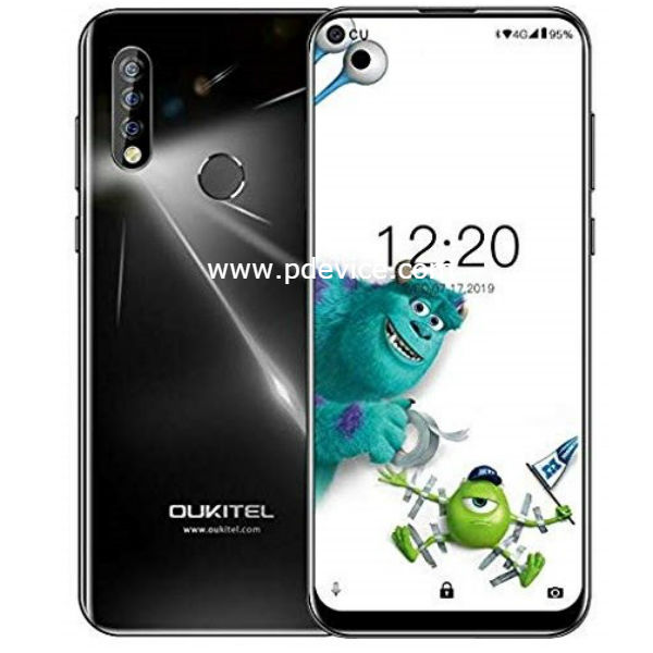 OUKITEL Y5000 Smartphone Full Specification