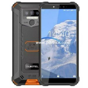 Oukitel WP5 Smartphone Full Specification
