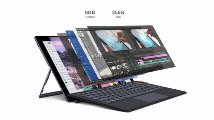 Chuwi UBook Notebook Deals - The Best Compare of Surface Go