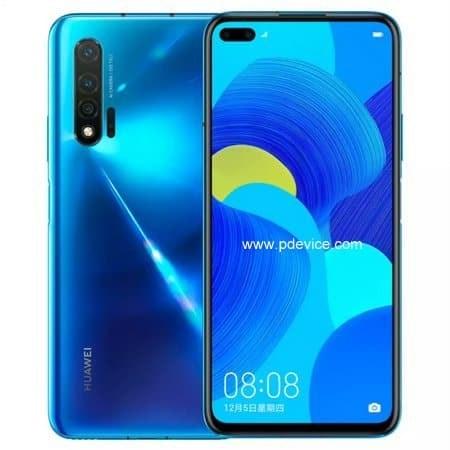 Huawei Nova 6 Smartphone Full Specification