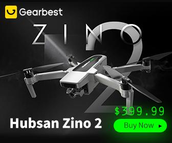 Gearbest Hubsan Zino 2 Deals