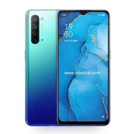 Oppo Reno 3 5G Smartphone Full Specification