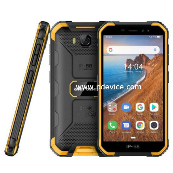 Ulefone Armor X6 Smartphone Full Specification