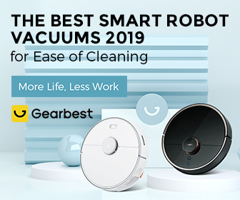 Vacuum Cleaner Gearbest Coupon and Deal up to 76%