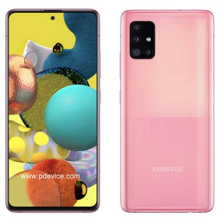 Samsung Galaxy A71 5g Specifications Price Review Best Deals