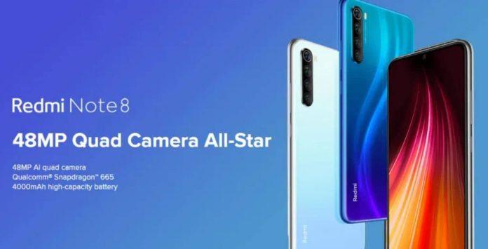 Xiaomi Redmi Note 8 Big Deal - Banggood Summer Sale