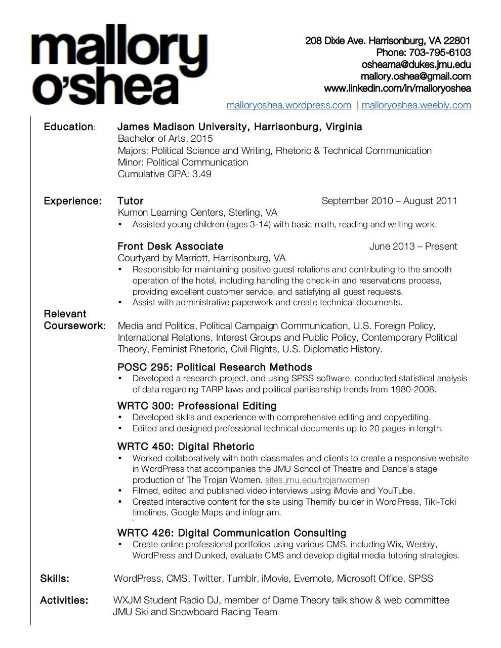 resume 2014docx  resume 2014 CAPA pdf  PDF Archive