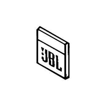 User manual JBL 950-0007 Blank Logo for Control 25 (White
