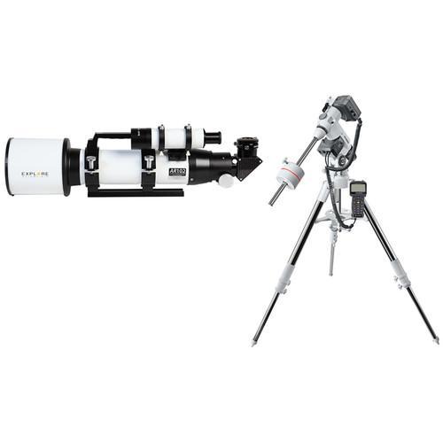 Explore Scientific AR102 102mm f/6.5 DAR102065-EXOS2GT