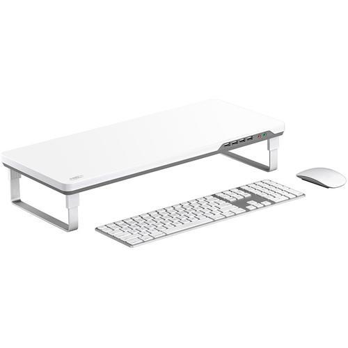 Deepcool M-Desk F1 Monitor Stand M-DESK F1(GRAY)
