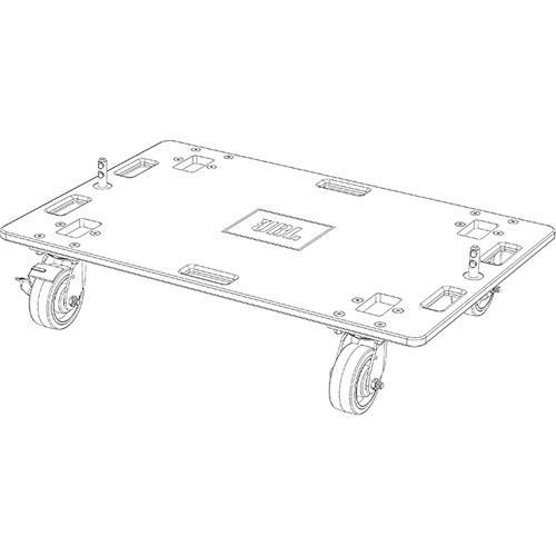 JBL Vertical Transporter for Up to Three VTX S25 VTX-S25