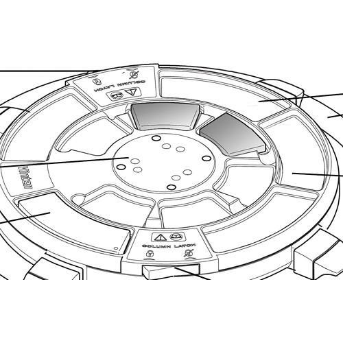 Vinten Trim Weight Set for Quattro Pedestals WEIGHTPACK 1