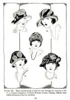Millinery: Ladies Hat Design and Patterns