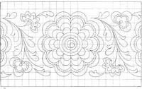 DMC Czechoslovakian Embroidery Pattern Book