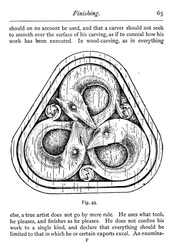 A Manual of Wood Carving in Twenty Lessons