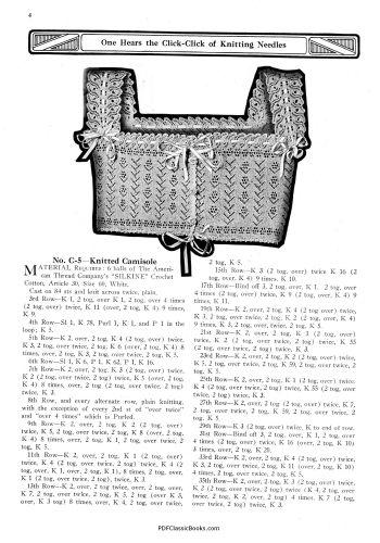 Star Yoke Book, Star Needlework Journal Book No.1