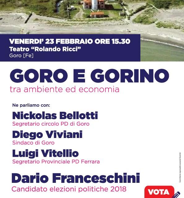 Goro e Gorino: tra ambiente ed economia