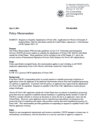 Policy Memo Template Forms - Fillable & Printable Samples ...
