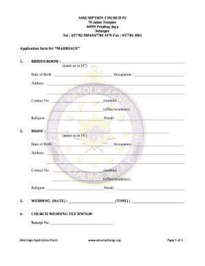 16 Printable free downloadable wedding program template