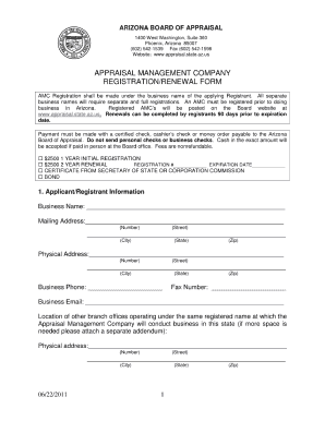 Companies Registration Form