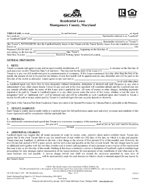 2012-2018 Form MD GCAAR 1204 Fill Online, Printable, Fillable, Blank ...